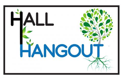 Hall Hangout Logo