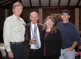 Charlie Hamaker, Barry Horwitz and others