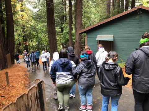 Lasallian Community Retreat at Alliance Redwoods