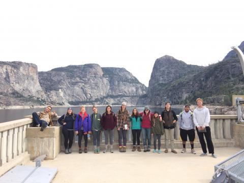 EES 150 Fielf Trips Fall 2015