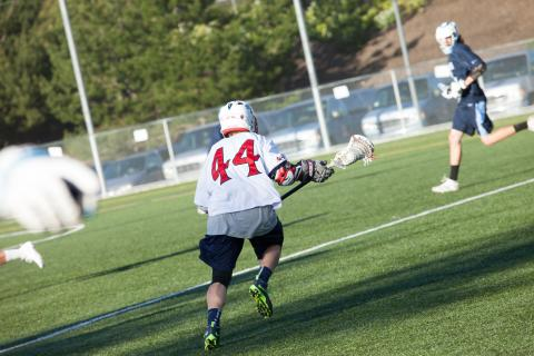 Men's Lacrosse vs. San Marcos