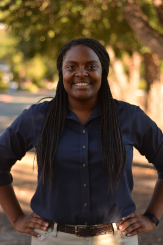 Kimberly Pascal '18 is an Ambassador Coordinator from Tracy, California. Kim is an accounting major and first year Resident Advisor. When not playing intramural sports, Kim spend her time as the Sports Editor for The Collegian.