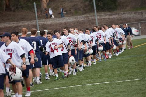 Men's Lacrosse vs. UNR