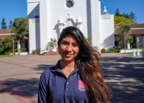 Hey, I'm Maya! I am from South San Francisco. I am studying Business Administration with a concentration in Marketing with minors in Poli Sci and JCL. I am involved in a lot of clubs on campus as well as AS Senate. I am looking forward to meeting everyone and making your experience at SMC a wonderful one.