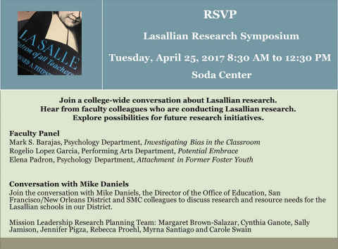 Lasallian Research Symposium