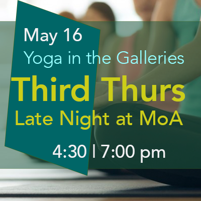 Third Thurs | Late Night at MoA