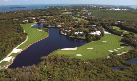 Ocean Reef Resort Golf Course