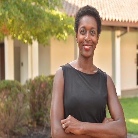 Angelica Moore Staff Picture