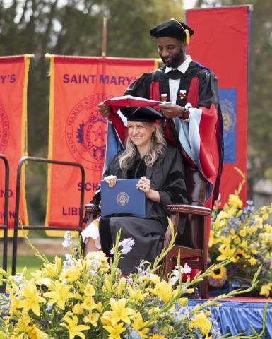 Commencement May 23, 2021