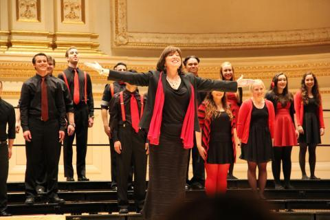 Dr. Julie Ford, Choir & Music Program Director