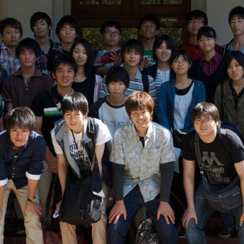 Japanese Students Focus on Science and Society