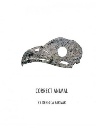 Correct Animal by Rebecca Farivar