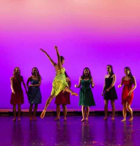 """Dances from the Heart"" - Spring 2019"
