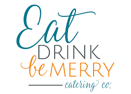 eat drink be merry catering co. logo