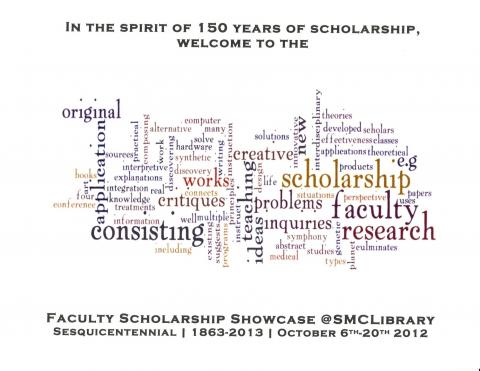Faculty Scholarship 2012