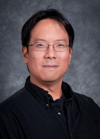 Mike Jung, Electronic Resources Manager