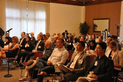 Keiretsu Forum Members, Guests & SMC Students.