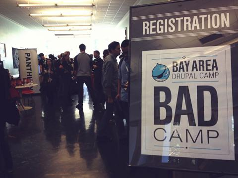 Thanks BADCamp for an informative conference this year!