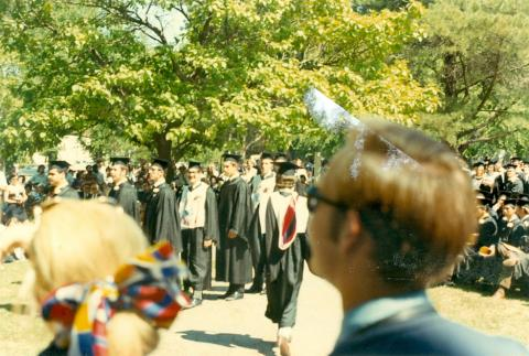 Class of '66 Commencement