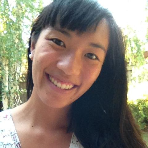 """""""I'm excited to meet new friends this upcoming year!"""" --Kelsey Wong, R.A., Aquinas Hall"""