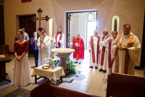 Father Sal Jubilee Mass