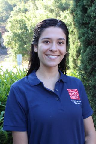 Welcome Gaels! My name is Sophia Del Carlo. My pronouns are she, her, hers and I was born and raised in San Francisco, Ca. I'm a Senior majoring in Justice, Community, and Leadership on the Multiple Subject Teaching Preliminary Credential track. I can't wait to meet all of you!