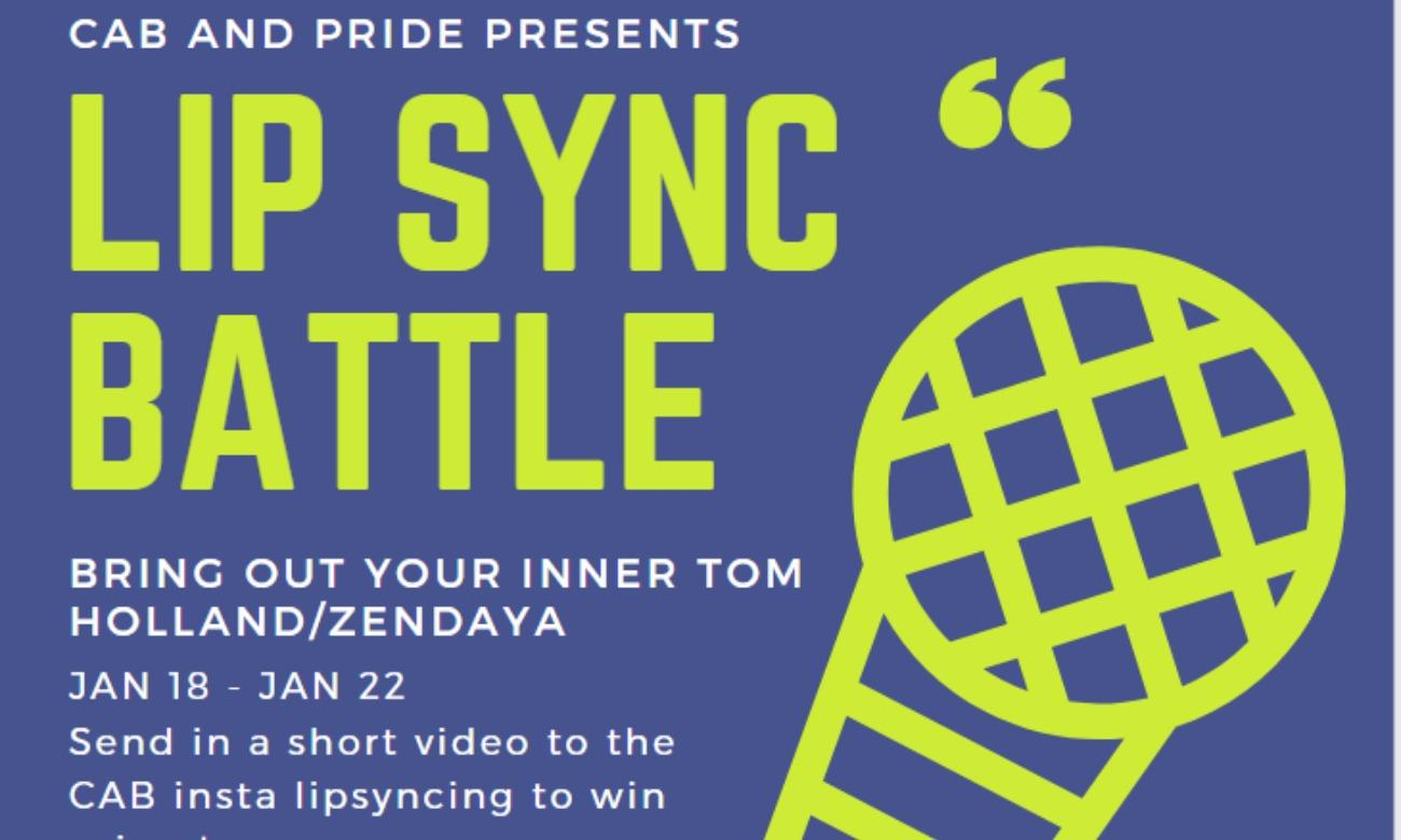 CAB Lip Sync Battle