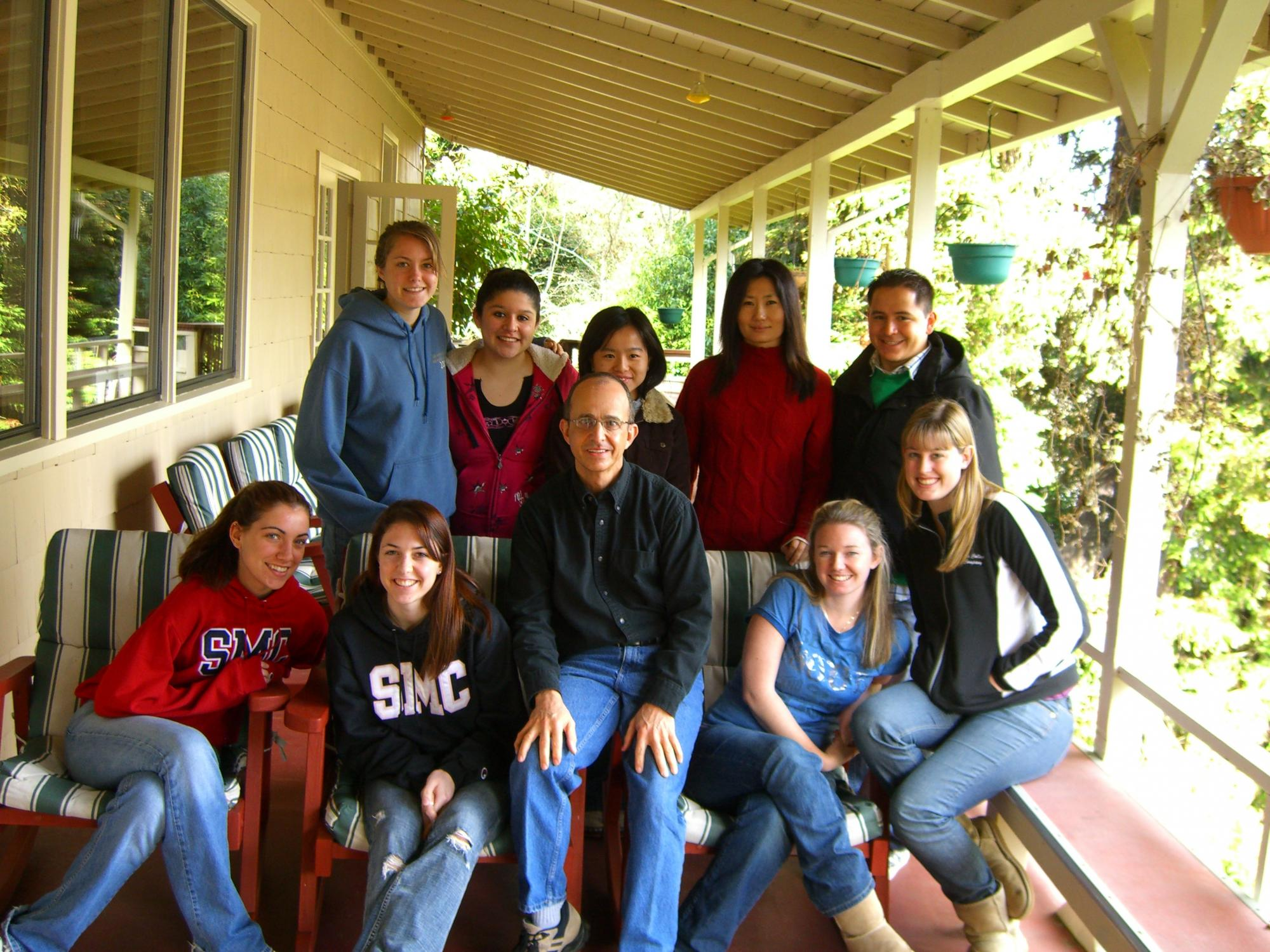 2007 RICA retreat