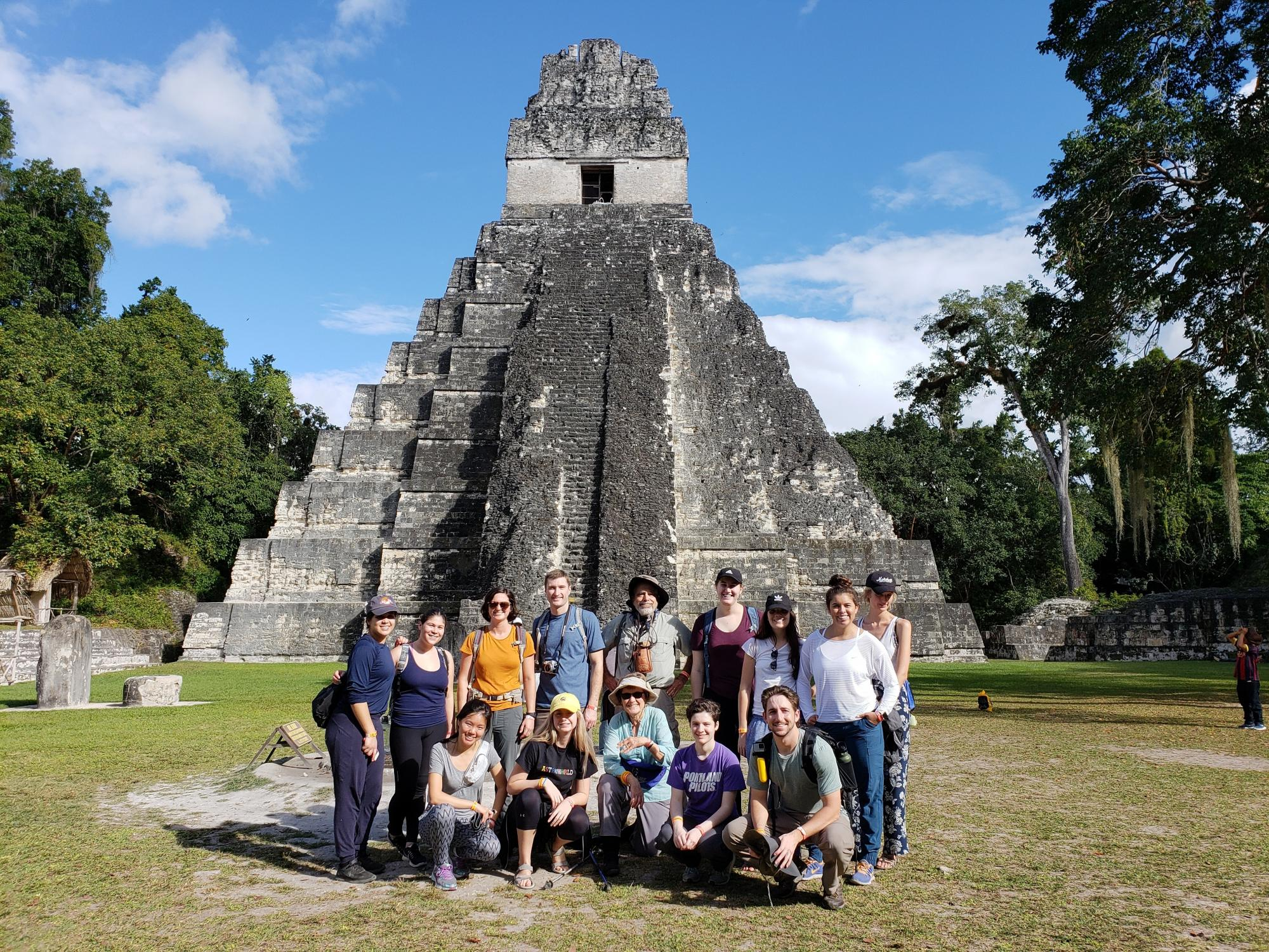 Environment and Culture in Central America