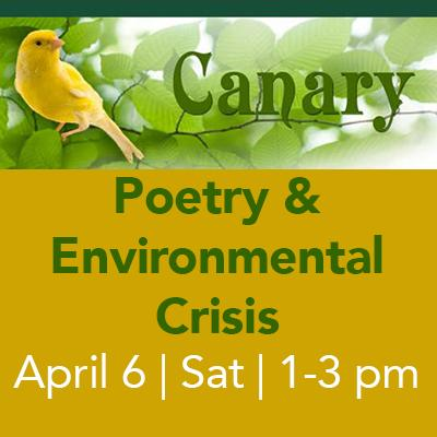 Canary | Poetry & Environmental Crisis