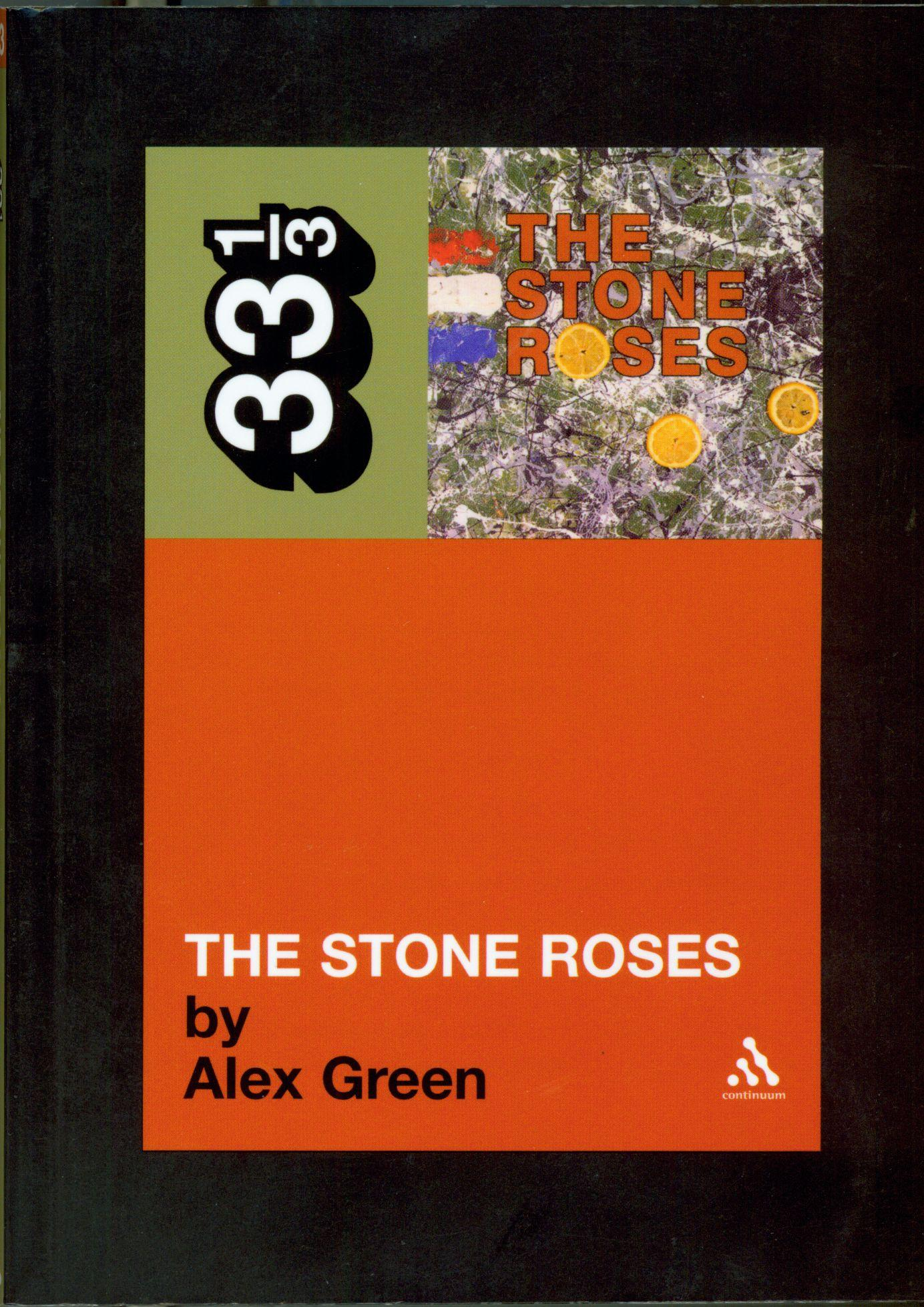 THE STONE ROSES BY ALEX GREEN