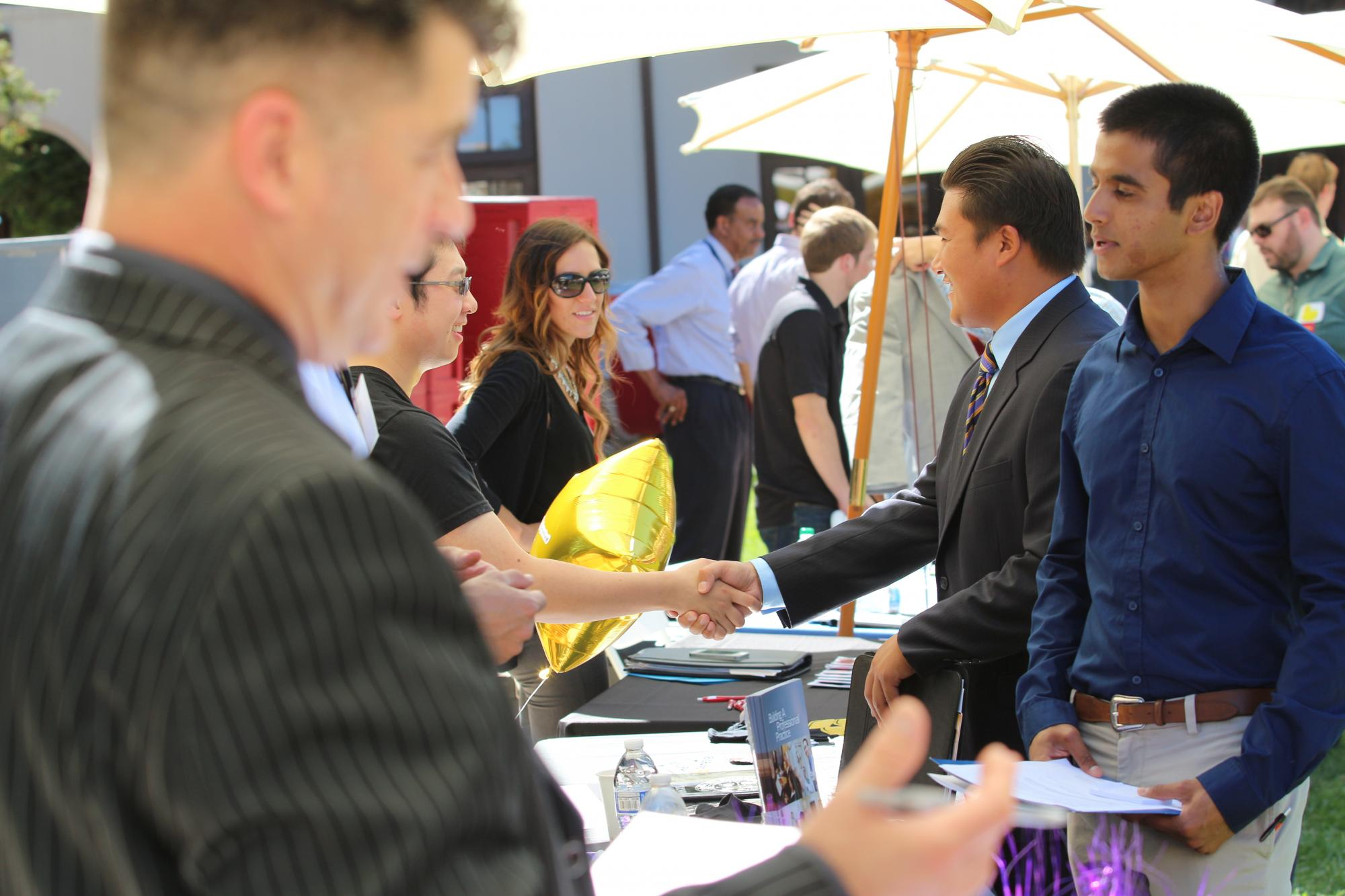 Career Fair 2014