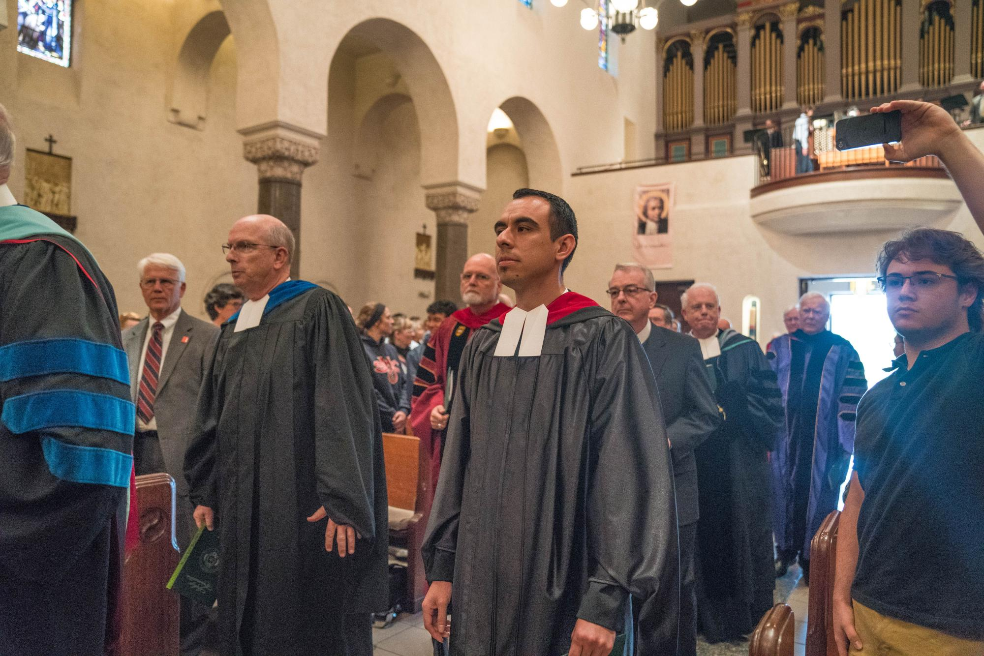 Convocation, Coffee with the Brothers and Lasallian Star Search