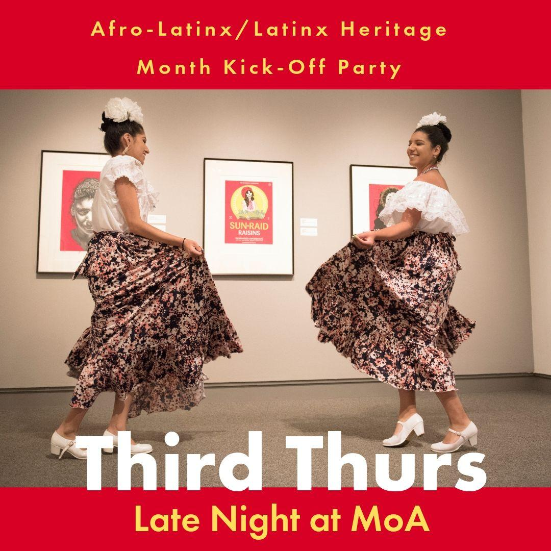 Third Thurs | Heritage Month Kick-Off