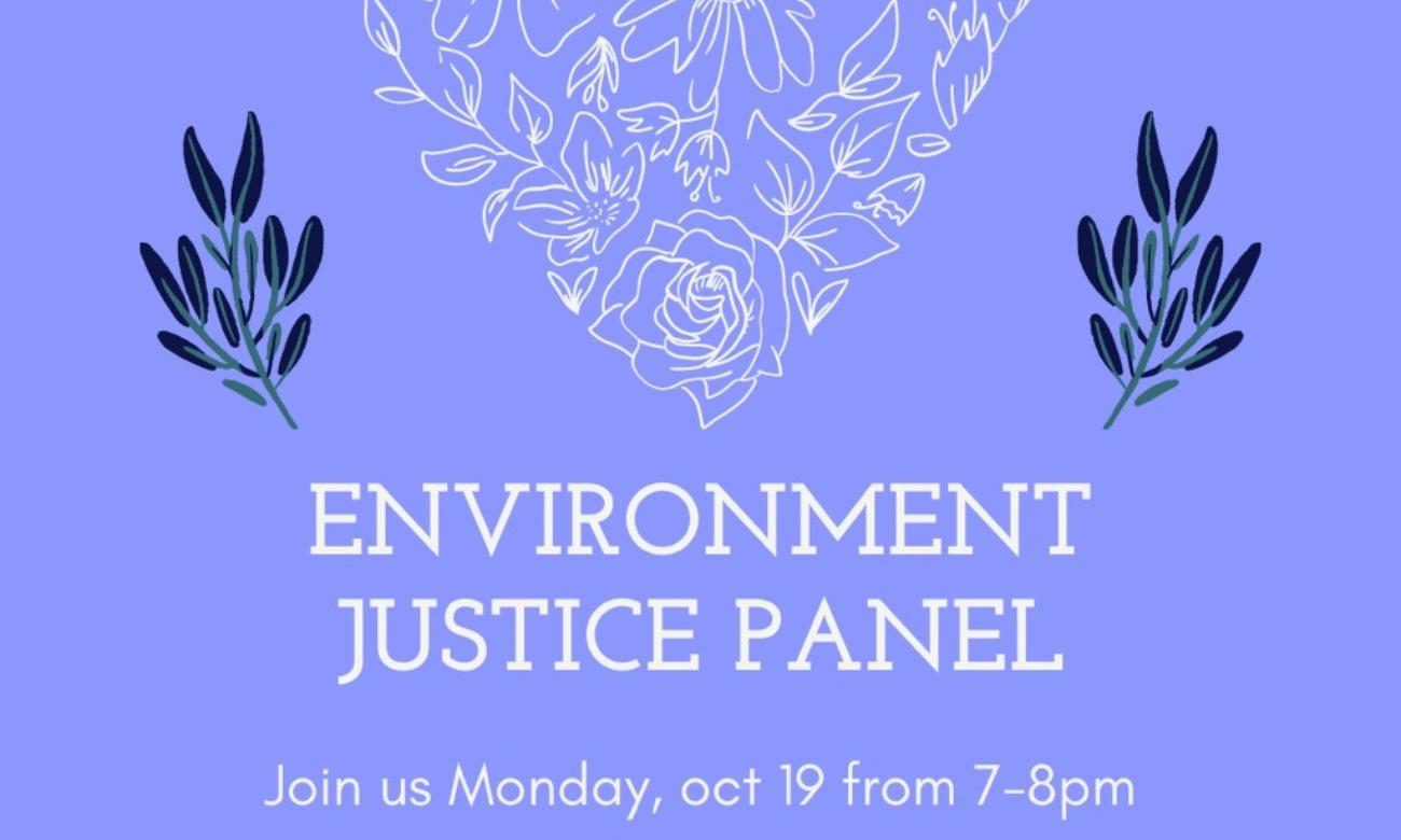 Green Gaels Environmental Justice Panel