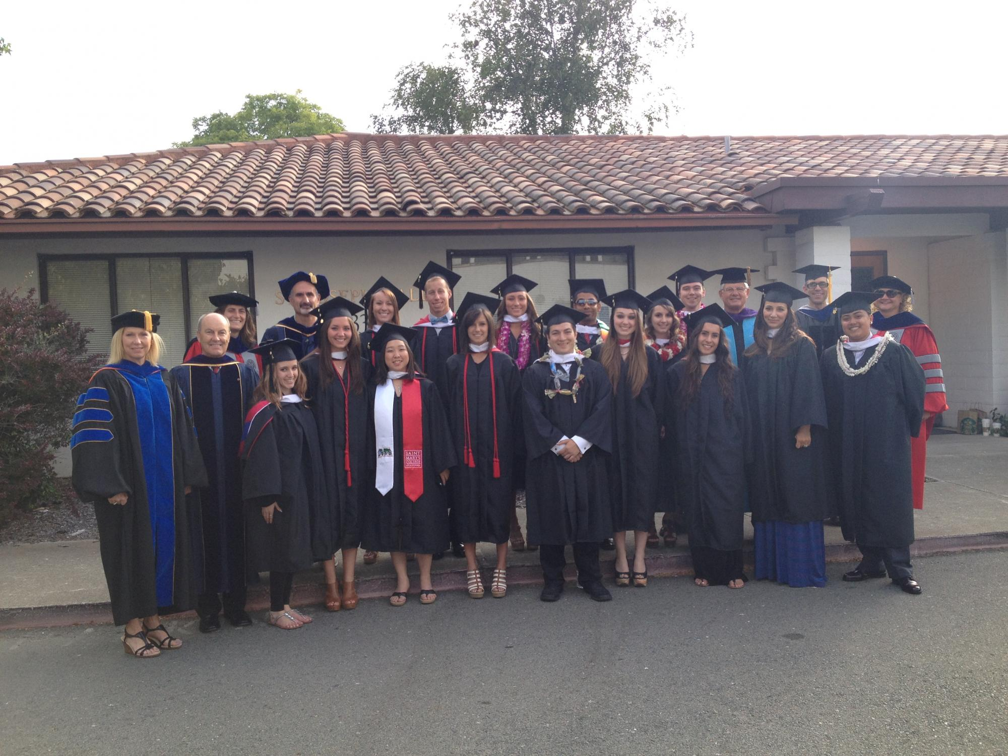Kinesiology Students and Faculty