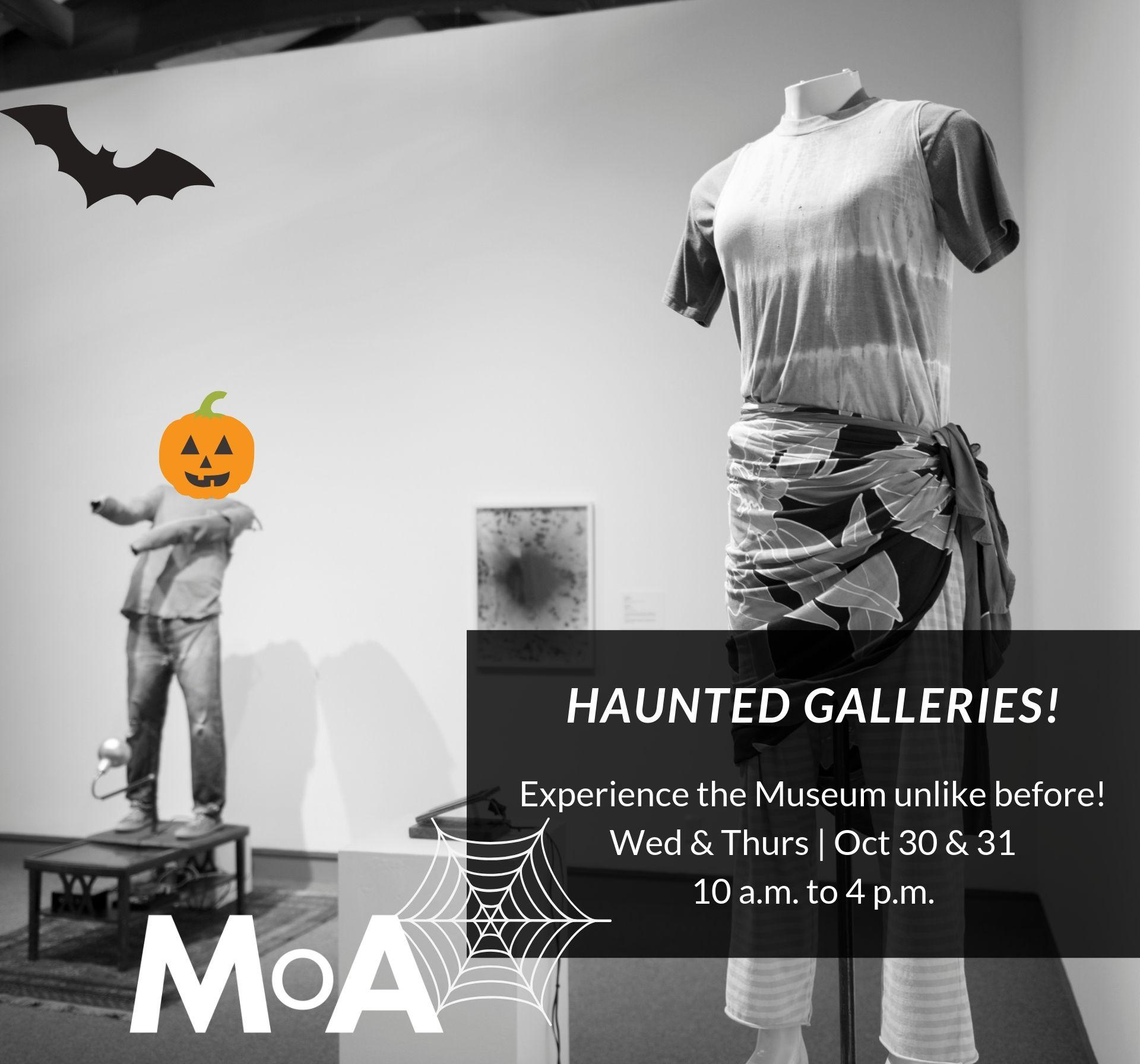 MoA Haunted Galleries