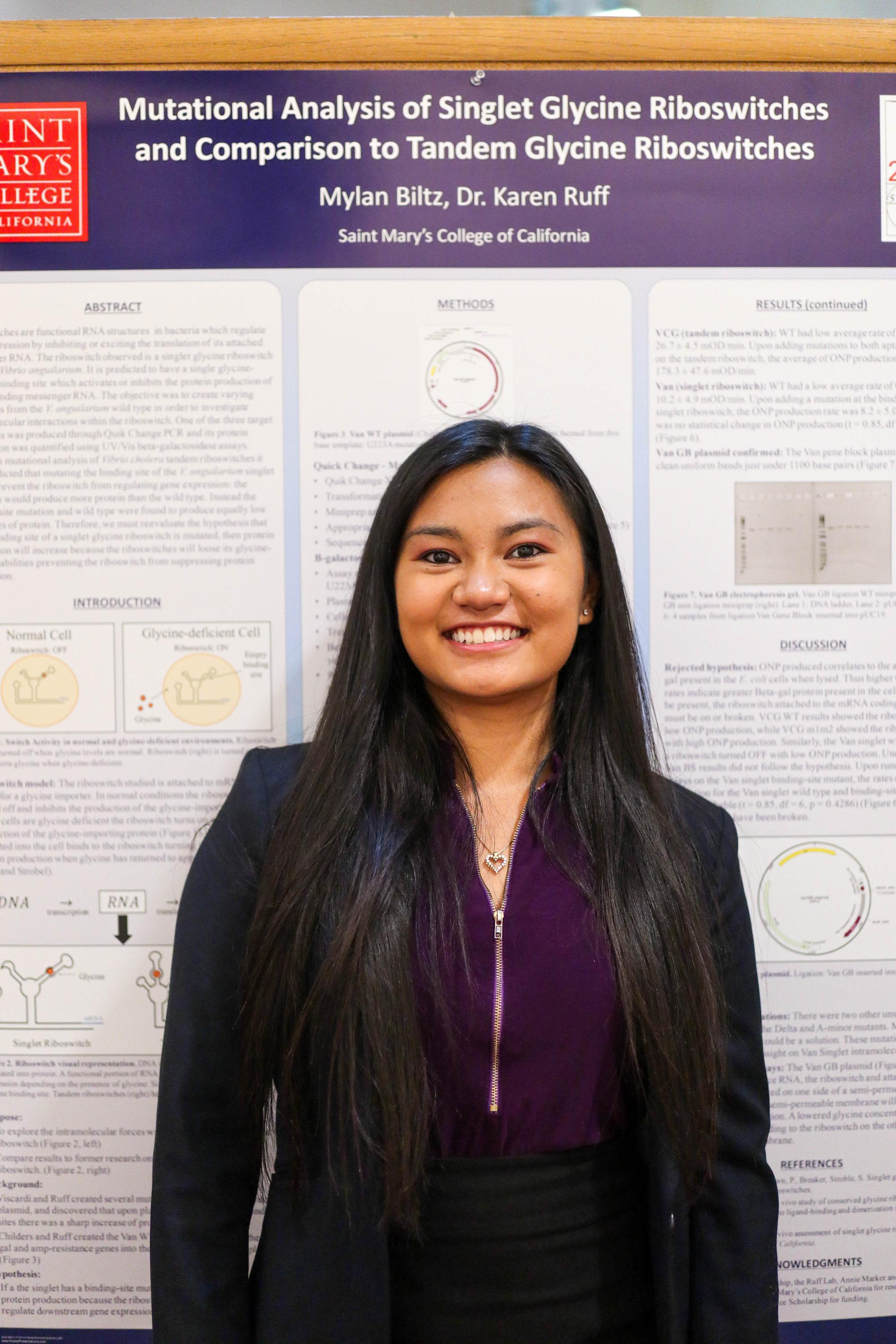 2019 Summer Research Students present their work