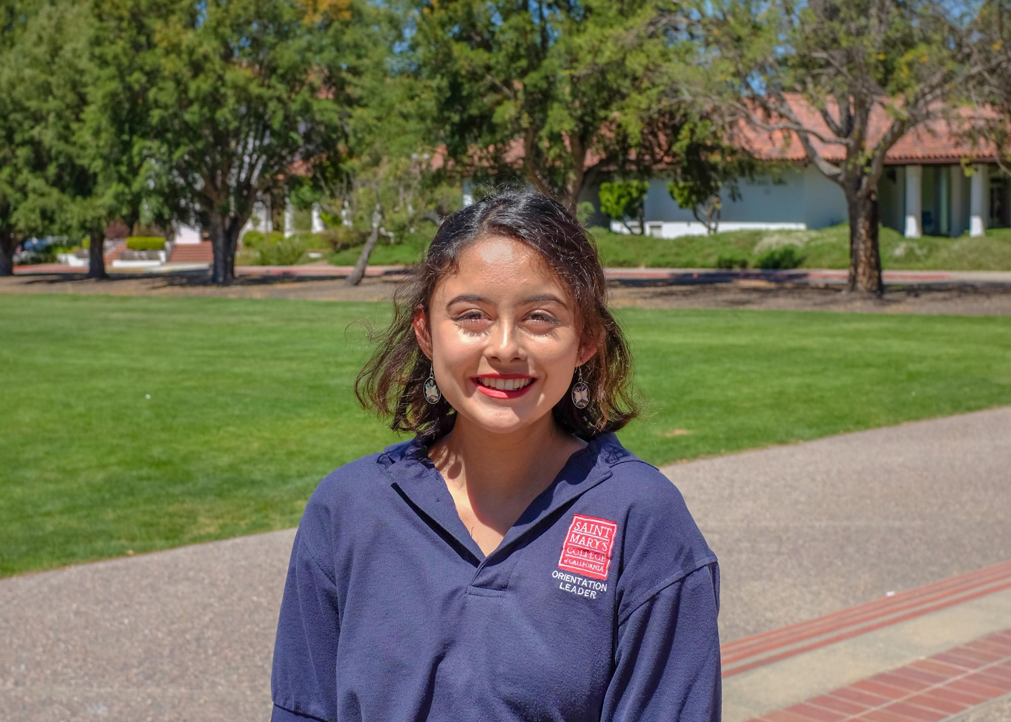 Hello! I'm Imelda Jimenez I'm from San Luis Obispo, I'm a Biology major with a minor in Anthropology. I'm part of La Hermandad and the High Potential Program. I am so excited to meet all of you!
