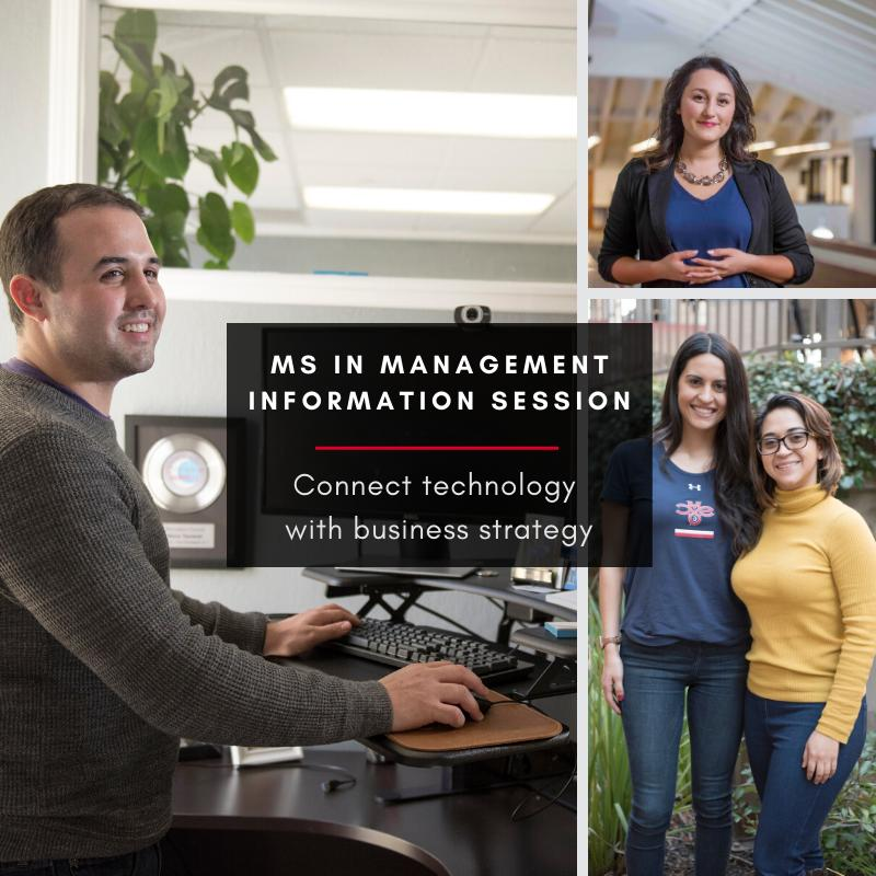 MS Management, Saint Mary's College, Graduate Business