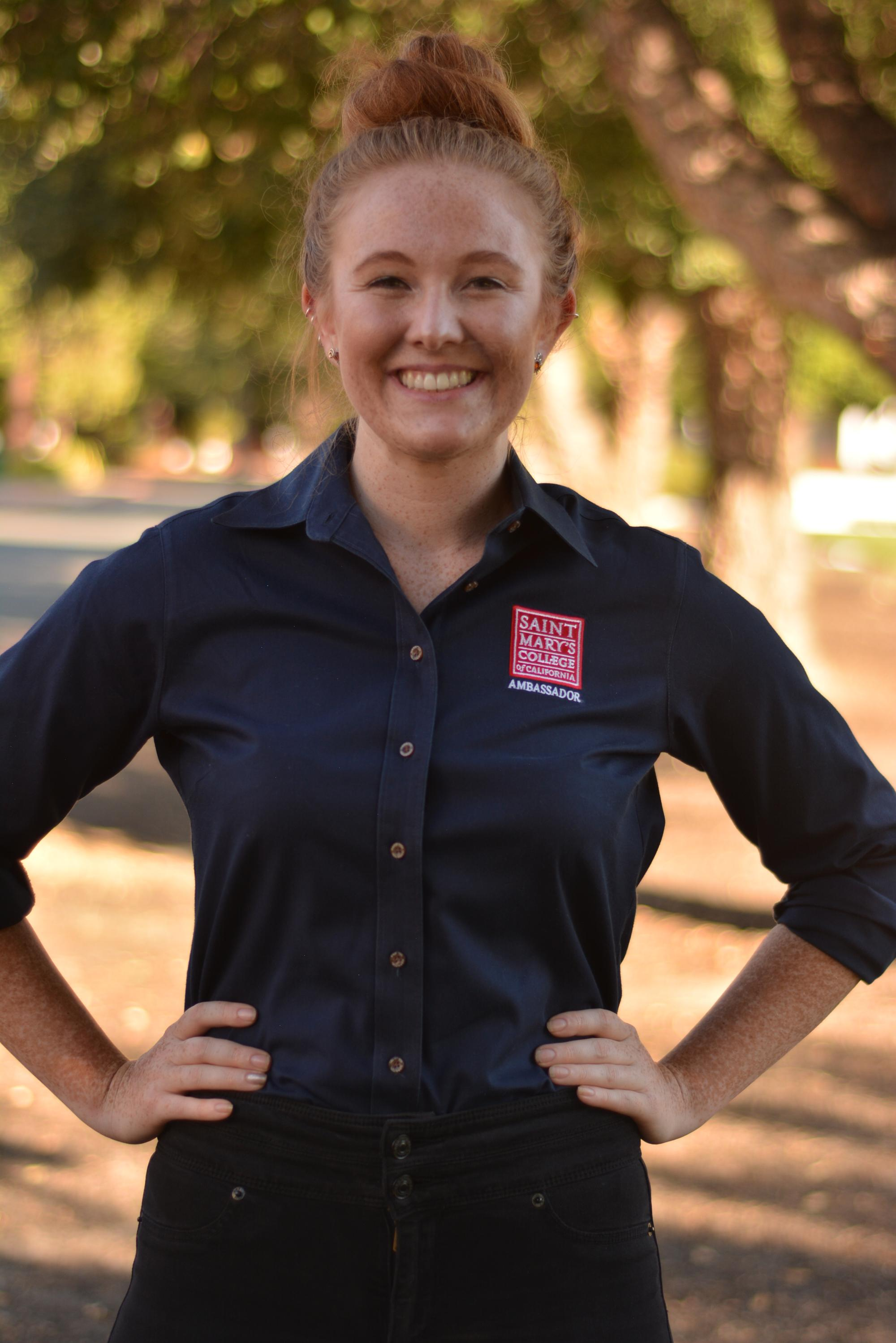 Kirsti Dunckel '19 is from Visalia, California. She is majoring in biology and a researcher for the School of Science. When not in the lab as Chemistry TA, she can be found working with fellow science majors in the St. Luke's Society.