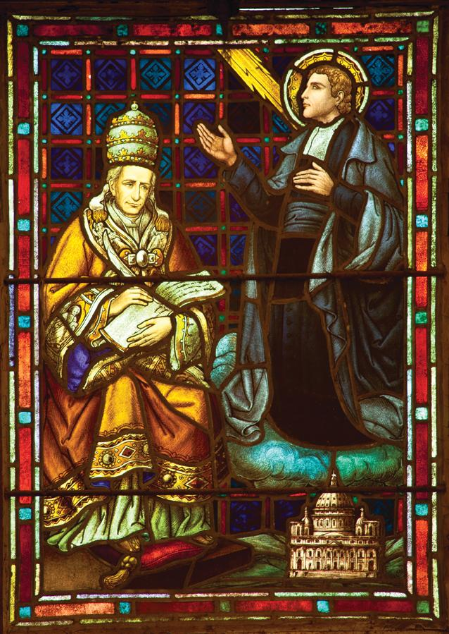 10. Canonization of De La Salle: On May 27, 1900, Pope Leo XIII announced John Baptist de La Salle as the first person to be canonized in the 20th century. On May 15, 1950, Pope Pius XII declared De La Salle Patron of All Teachers.
