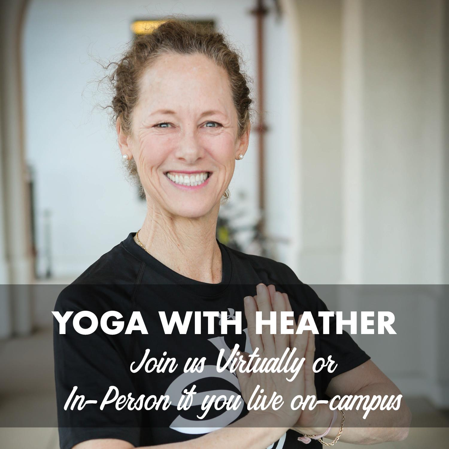 Yoga with Heather