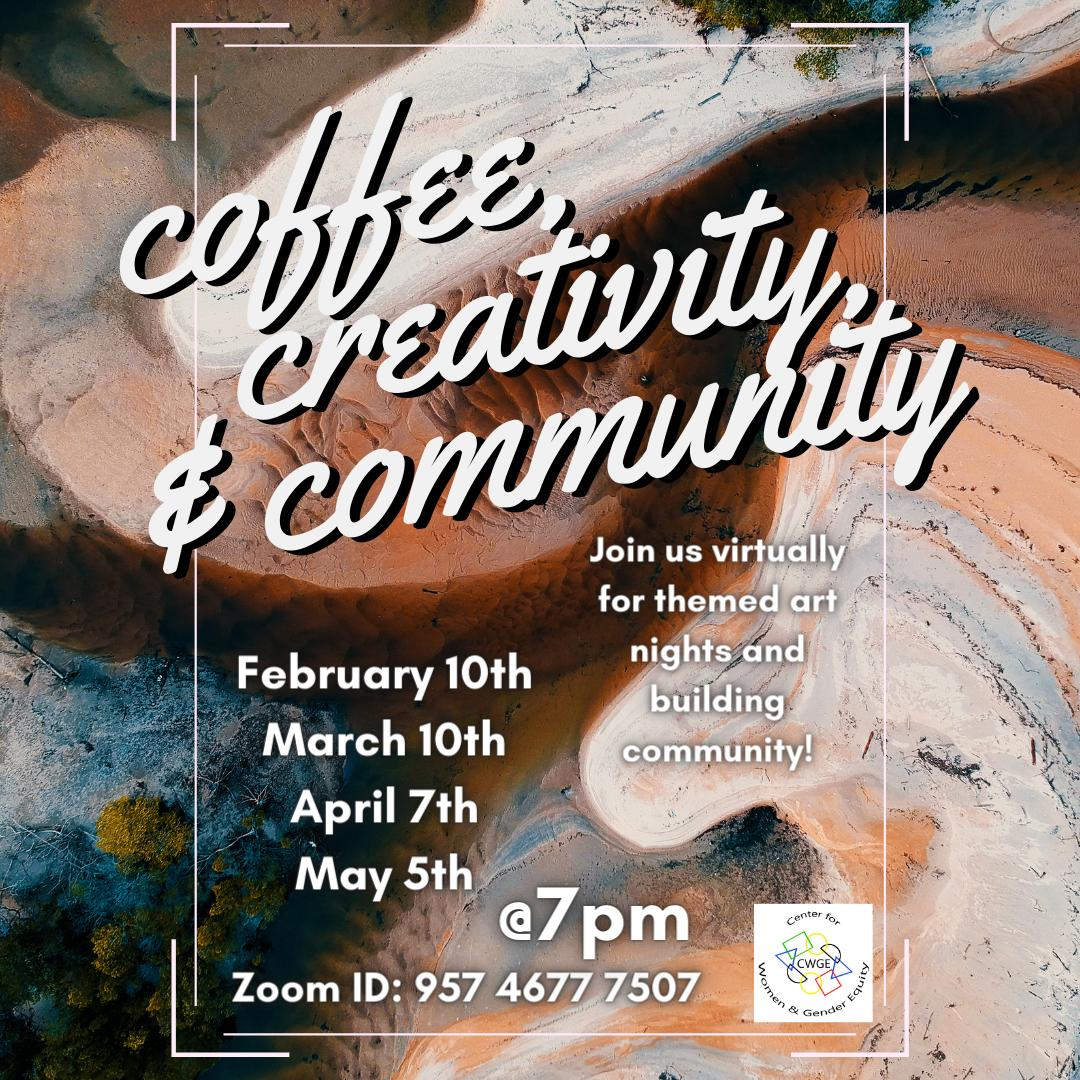 coffee and creativity