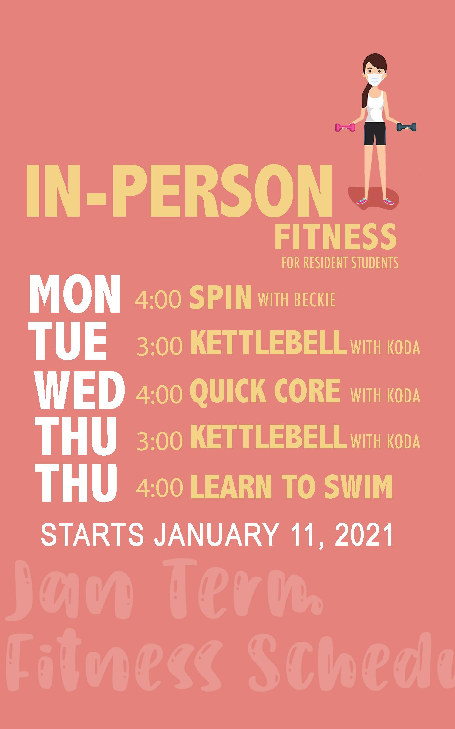 In-Person Fitness