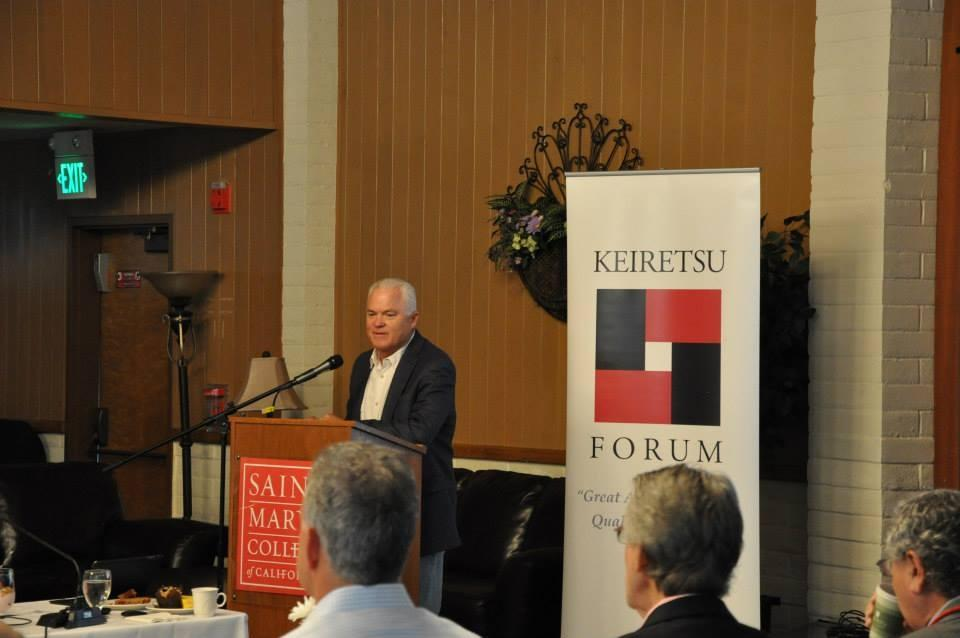 Opening Remarks by Randy Williams, Keiretsu Forum Founder & CEO.
