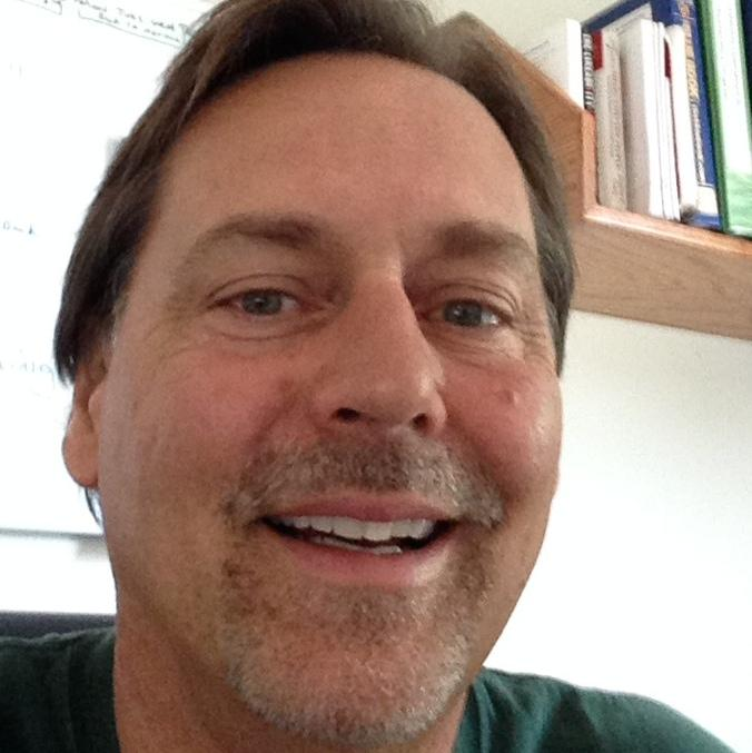"""""""I plan to spend 15 minutes with every one of my new students the first week."""" --Scott Logan, R.D., Augustine Hall"""