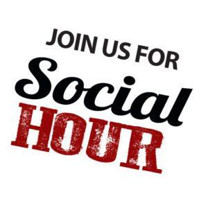 Join us for social hour