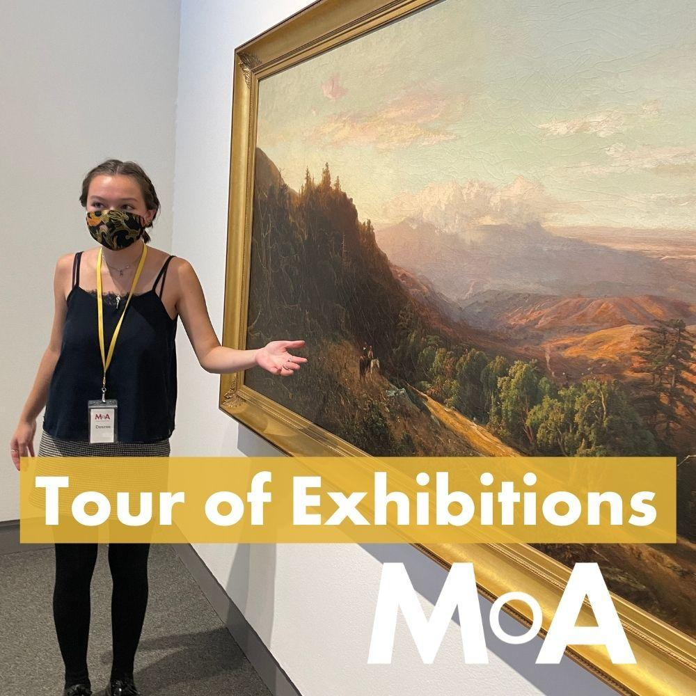Tour of Exhibitions