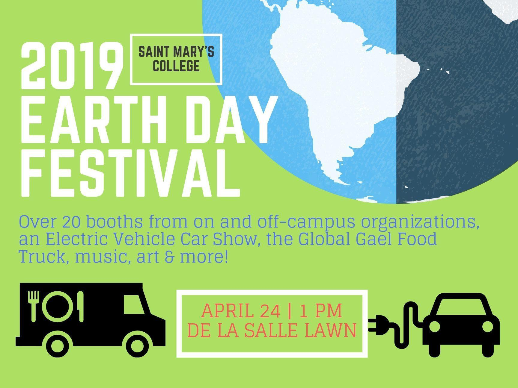 2019 Saint Mary's Earth Day Festival